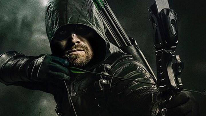 Arrow S06E01