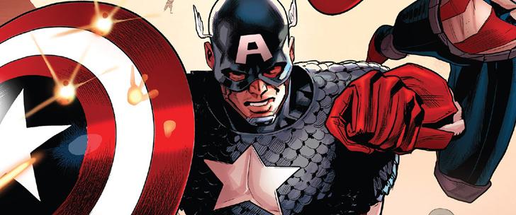 Avant-Première VO: Review Generations – Sam Wilson: Captain America & Steve Rogers: Captain America #1