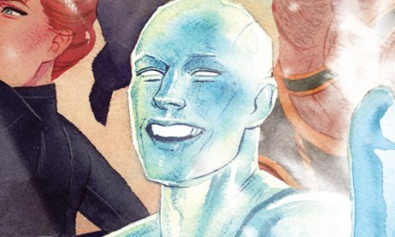 Avant-Première VO: Review Iceman #6