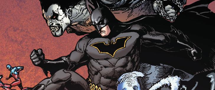 Avant-Première VO: Review Justice League of America #17
