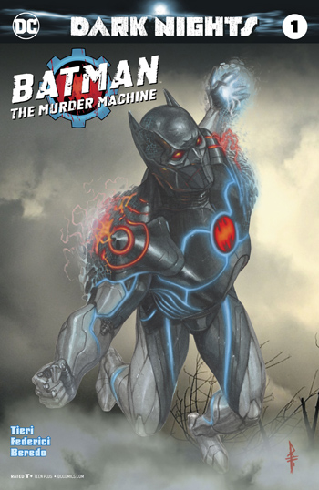 Batman: The Murder Machine #1