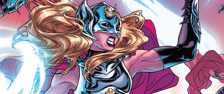 Avant-Première VO: Review Mighty Thor #700