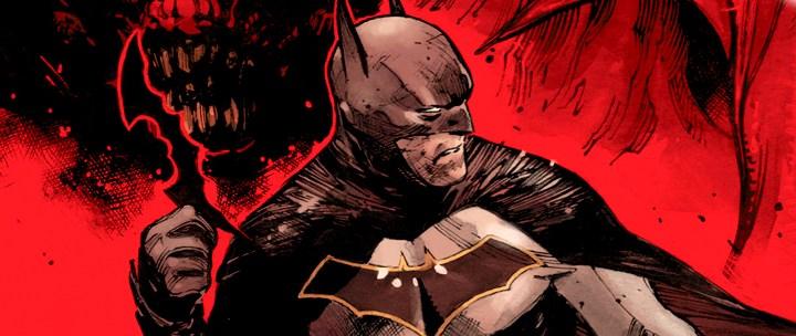 Avant-Première VO: Review Batman: Lost #1