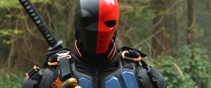 Arrow: Interview Manu Bennett (Deathstroke)