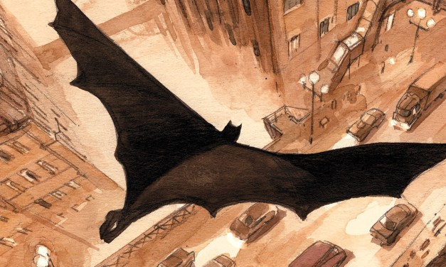 Batman: The Dark Prince Charming – Interview de Marini (VIDEO)