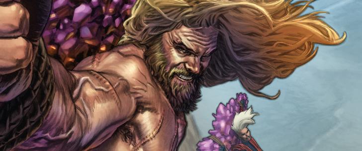 Avant-Première VO: Review X-O Manowar #9