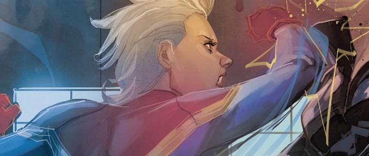 Avant-Première VO: Review Captain Marvel #126