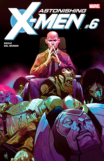 Astonishing X-Men #6