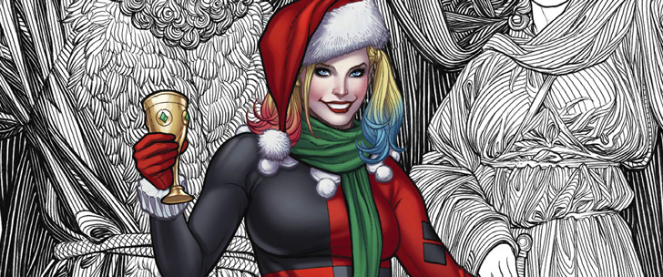 Avant-Première VO: Review Harley Quinn #33
