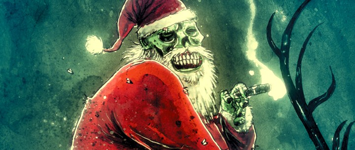 Avant-Première VO: Review Wormwood Gentleman Corpse Christmas Special