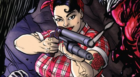 Avant-Première VO: Review Black Betty #1