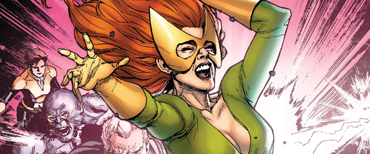 Avant-Première VO: Review Phoenix Resurrection – The Return of Jean Grey #2