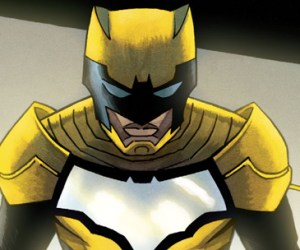 Batman And The Signal #1