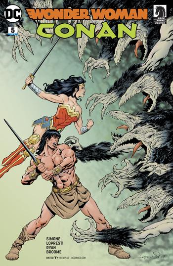 Wonder Woman/Conan #5