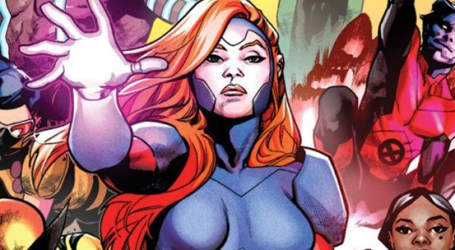 Avant-Première VO: Review X-Men Red #1