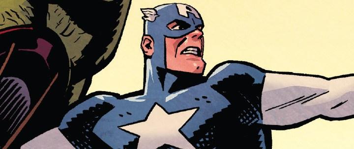 Avant-Première VO: Review Captain America #699