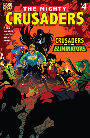 Mighty Crusaders #4