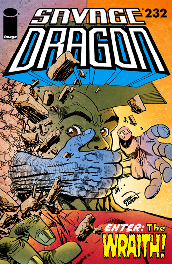 Savage Dragon #232