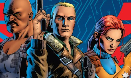 Avant-Première VO: Review G.I. Joe: A Real American Hero Vs. The Six Million Dollar Man #1