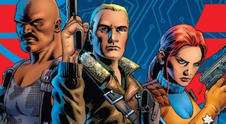 Avant-Première VO: Review G.I. Joe: A Real American Hero Vs. The Six Million Dollar Man #1