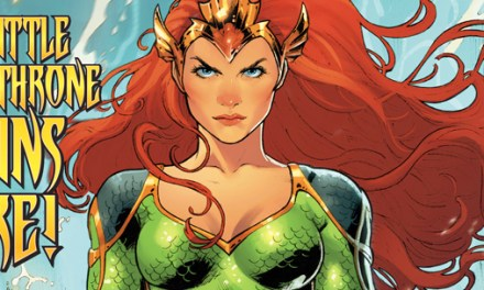 Avant-Première VO: Review Mera: Queen Of Atlantis #1