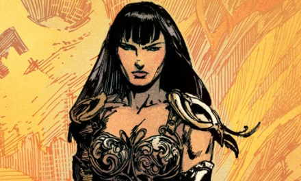 Avant-Première VO: Review Xena: Warrior Princess #2