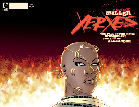 Xerxes - The Fall of the House of Darius and the Rise of Alexander #1