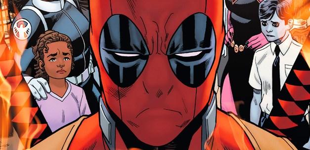 Avant-Première VO: Review Despicable Deadpool #300