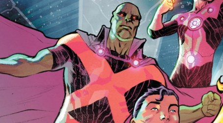 Avant-Première VO: Review Justice League – No Justice #1
