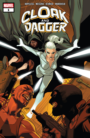 Cloak & Dagger #1