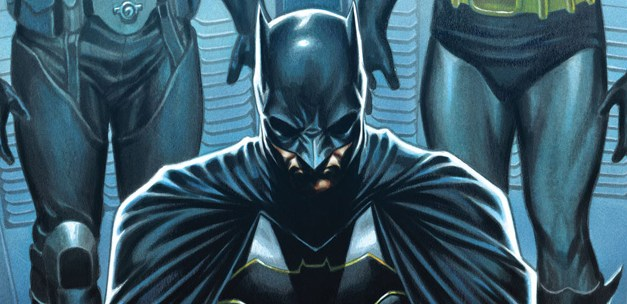 Avant-Première VO: Review Detective Comics #983