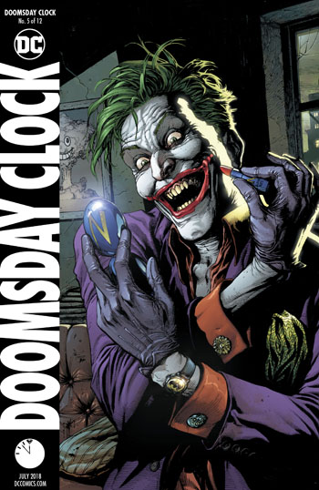 Doomsday Clock #5