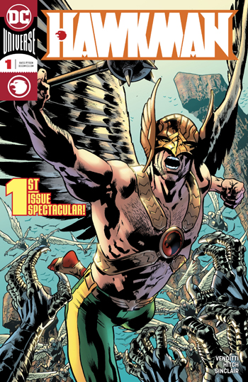 Hawkman #1