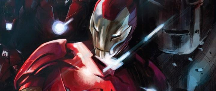 Avant-Première VO: Review Tony Stark: Iron Man #1