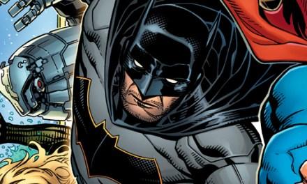 Avant-Première VO: Review Justice League #1