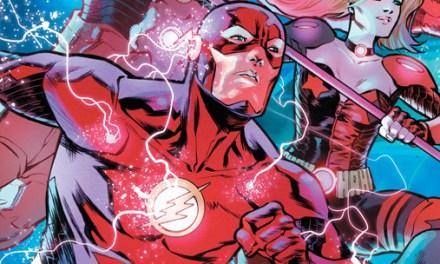Avant-Première VO: Review Justice League – No Justice #4