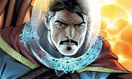 Avant-Première VO: Review Doctor Strange #1