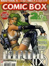 Comic Box a 20 ans !