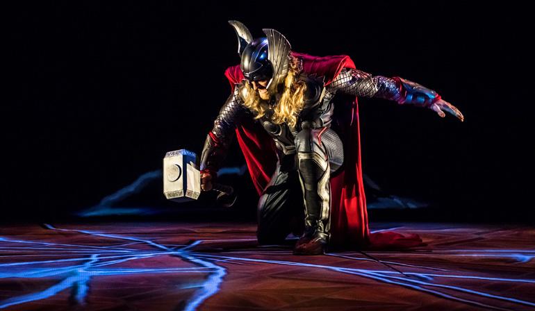Une journée chez Disney : L'été des super-héros Marvel