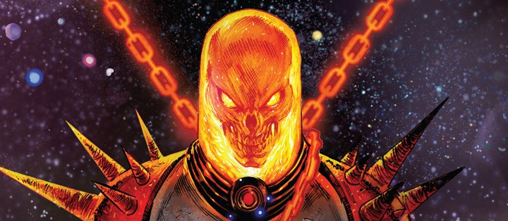 Avant-Première VO: Review Cosmic Ghost Rider #1
