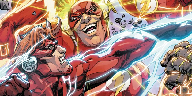 Avant-Première VO: Review The Flash #50