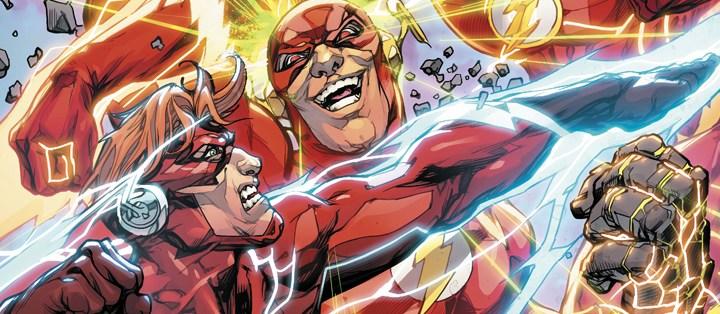 Avant-Première VO: Review The Flash #50