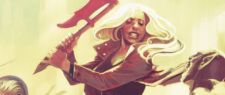 Preview: Buffy The Vampire Slayer Season 12: The Reckoning #3