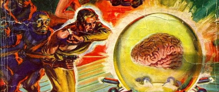 Oldies But Goodies: Marvel Science Stories #1 (1938)