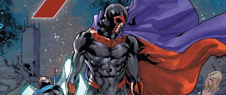 Preview: X-Men Blue #34