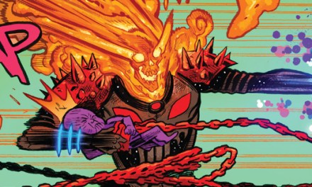 Avant-Première VO: Review Cosmic Ghost Rider #2