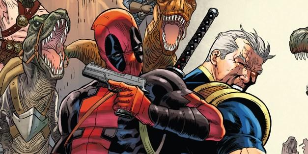 Avant-Première VO: Review Cable/Deadpool Annual #1