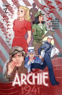 Archie1941_02_CoverC_Sauvage-667x1024