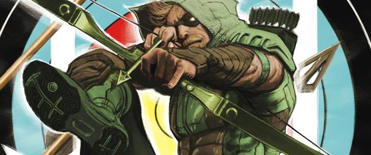 Avant-Première VO: Review Green Arrow #44
