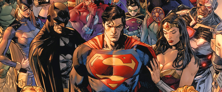 Avant-Première VO: Review Heroes In Crisis #1